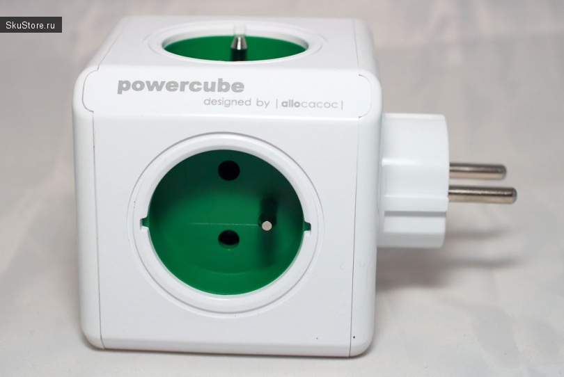 PowerCube от Allocacoc