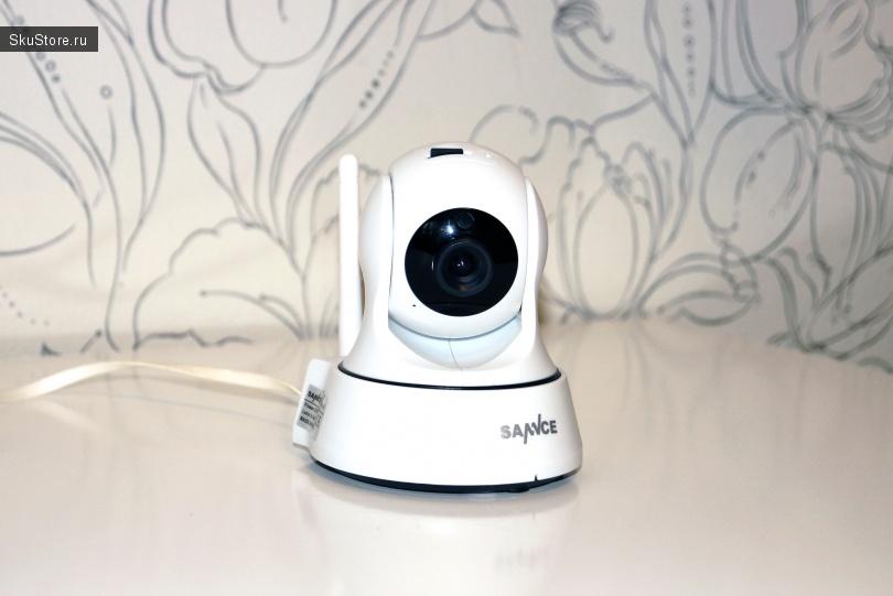 Поворотная IP-камера SANNCE 720 P