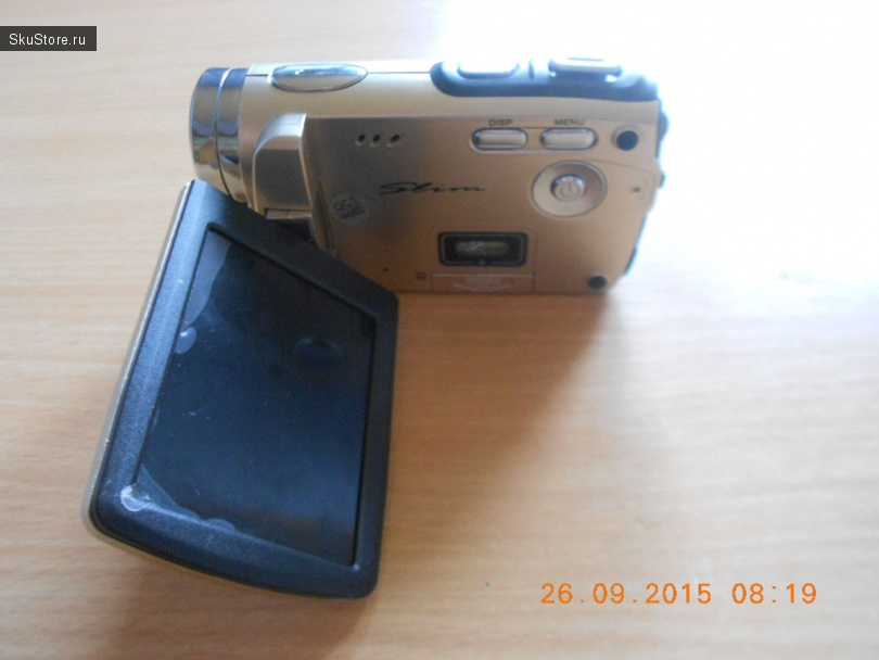 Видеокамера DV-106 Digital Video Camera