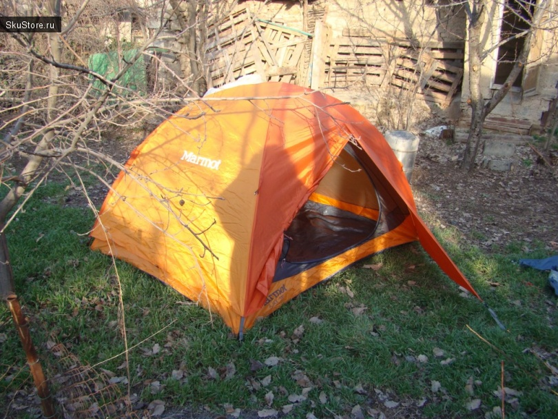 Как сделать для себя палатку своими руками