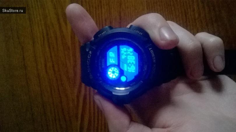 Спортивные водонепроницаемые часы S-SHOCK 0939 фирмы Skmei ... ea8ac6aac92