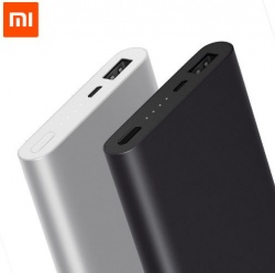 Xiaomi Mi Power Bank 2 на 10000 mAh - банка силы